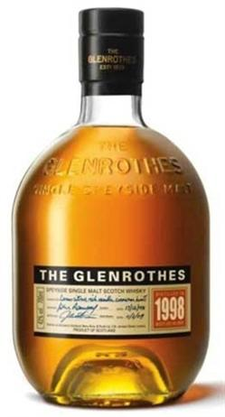 Glenrothes Scotch Single Malt 1998